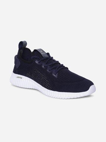 Lotto   Lotto Men's Mirko Superlight Navy/Olive Running Shoes