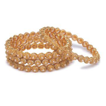 globus | Globus Gold Ethnic Bracelet