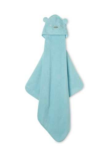Mothercare | Mothercare Bear Luxury Cuddle N Dry Baby Towels Blue