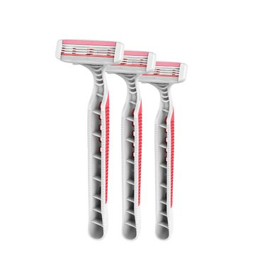 LetsShave | LetsShave Evior 3 Plus disposable razor- Pack of 5