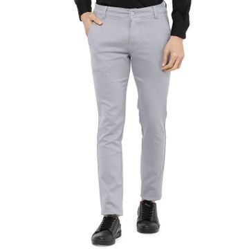 TAHVO | Grey TAHVO Men chinos