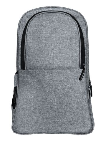 "SCHARF | SCHARF Noah-Back to Back 17.5"" Canvas PU Backpack"