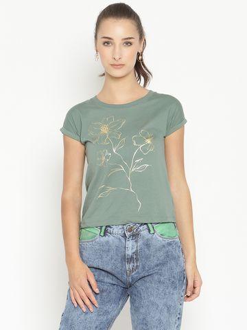 METTLE | Women BASIL T-Shirts