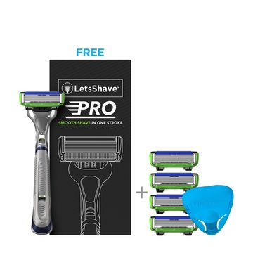 LetsShave | LetsShave  Pro 6 Sensitive Value Set