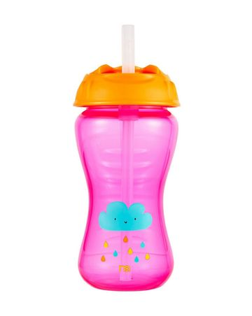 Mothercare | Flexi Straw Toddler Cup - Pink