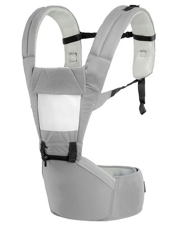 Mothercare | R For Rabbit Upsy Daisy Baby Carriers Grey