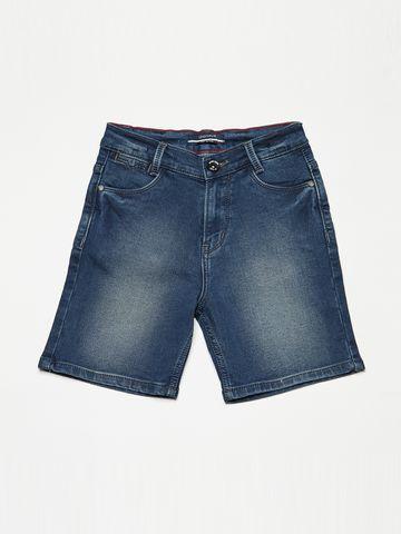 OCTAVE   Boys DIRTY BLUE Shorts