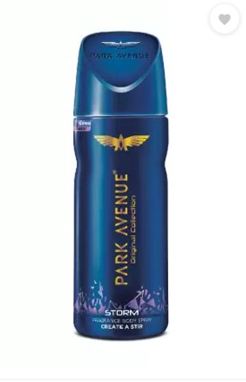 Park Avenue deodorant and perfume | PARK AVENUE Storm Deodorant Spray Deodorant Spray - For Men