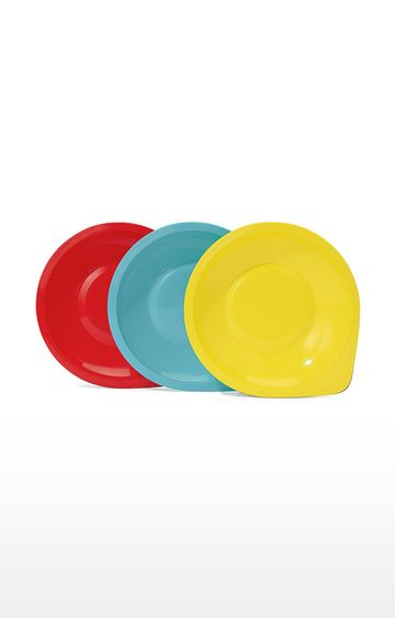 Mothercare | Mothercare Essential Plates - 3 Pack