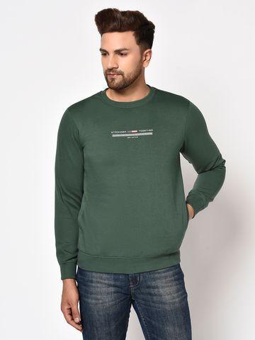 OCTAVE | Men MILITARY Sweatshirts