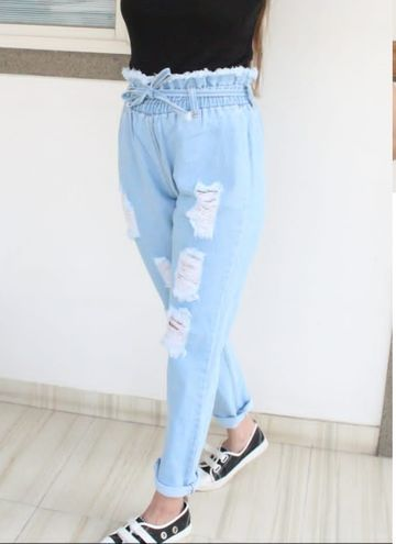 SIMARAA FAB | Women'S Denim Jeans _Funky Jeans Pant