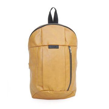 DIWAAH | Diwaah Yellow Color Casual Backpack