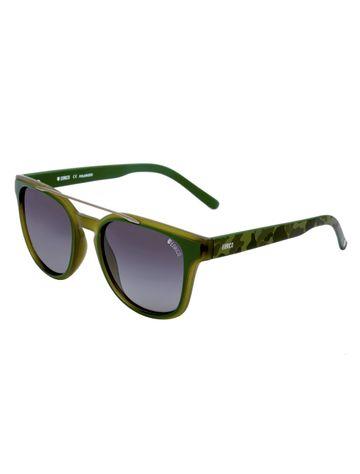 ENRICO   ENRICO Iceberg UV Protected Unisex Wayfarer Sunglasses ( Lens - Purple   Frame - Green)