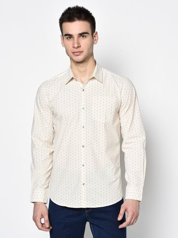 METTLE | Men LEMON Casual Shirts