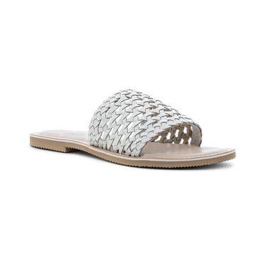 Trends & Trades | Women White Flats