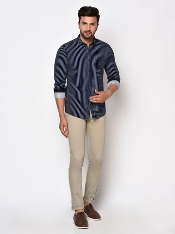 OCTAVE   Men NATURAL Trousers