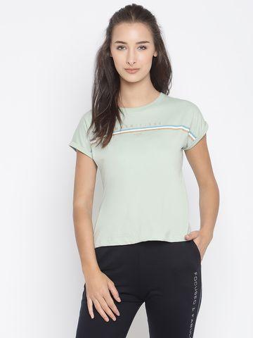 METTLE | Women DUSTY MINT T-Shirts