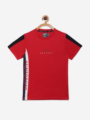 OCTAVE | Boys BRICK T-Shirts