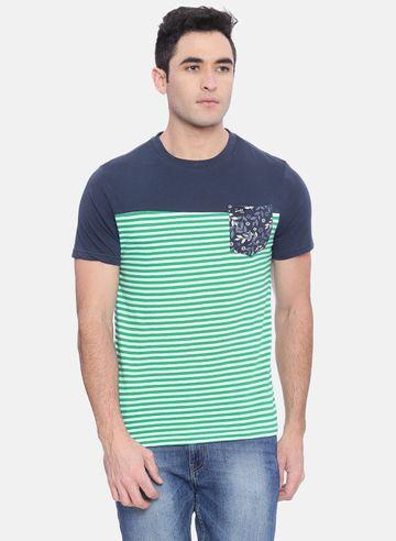 Steenbok   Steenbok Men's Short Sleeves Round Neck Tshirt