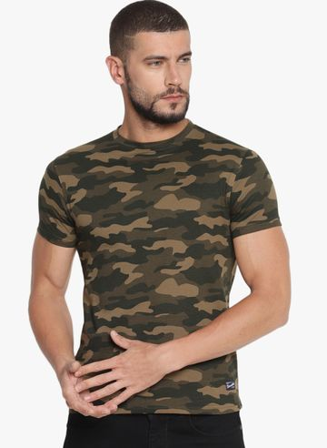 Steenbok | Steenbok Men's Short Sleeves Round Neck Tshirt