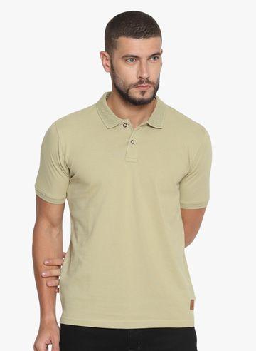 Steenbok   Steenbok Men's Short Sleeves Polo Collar Tshirt