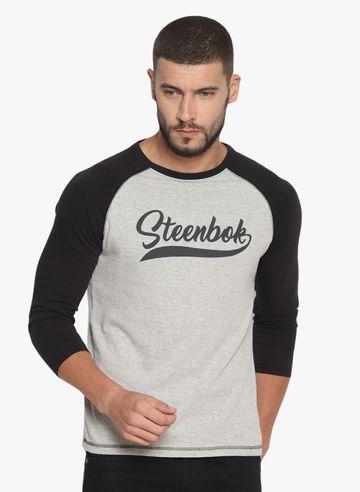 Steenbok | Steenbok Men's Short Sleeves Round Neck Tshirt
