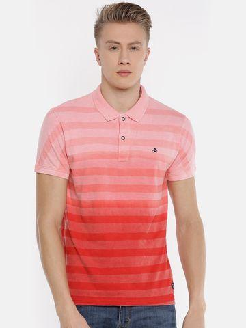 Steenbok | Steenbok Men's Tie and Dye Gradiation Polo T-Shirt