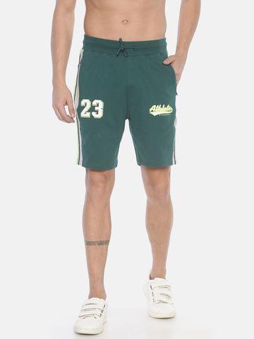 Steenbok | Steenbok Men's Dark Green Shorts