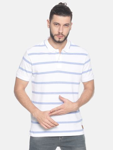 Steenbok | Men's Striped polo t-shirt