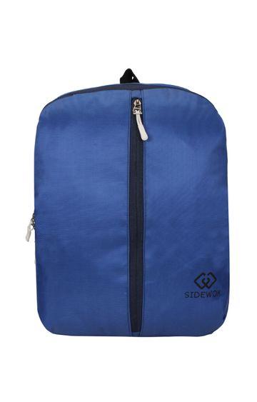 SIDEWOK   SIDEWOK Casual Multi-purpose Blue 26LTR Backpack