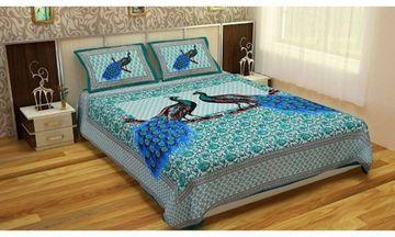 Pinkblock.in | Pickment Double Bedsheet