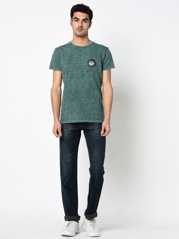 OCTAVE | MEN'S OLIVE Jeans