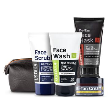 Ustraa | Tough Men's Face Kit