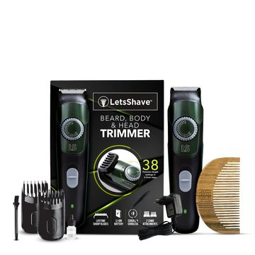 LetsShave | Trimmer Daily Kit