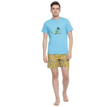 La Intimo   Platypus Pleased Boxer TShirt Set