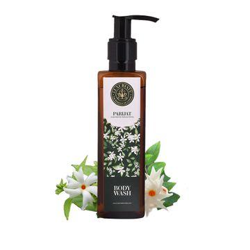 LUXURIATE | LUXURIATE Parijat Body Wash Shower Liquid for Natural Shine for Men and Women,200 ml