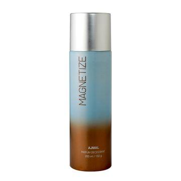 Ajmal | Ajmal Magnetize Deodorant Spicy Woody Fragrance 200ml for Unisex
