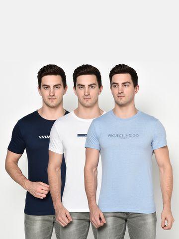 OCTAVE | Men COMBO7 T-Shirts