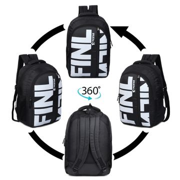 Picstar | Picstar Large 32 L FIND Black Men and Women Backpack