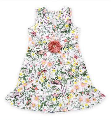 Popsicles Clothing | Popsicles Periwinkle Dress Regular Fit Dress For Girl
