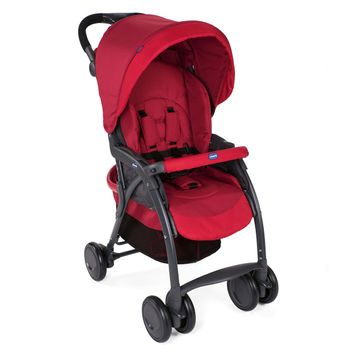 Mothercare | Chicco Simplicity Plus Stroller Scarlet