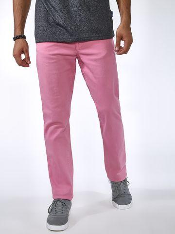 Blue Saint | Blue Saint Men's Pink Jeans
