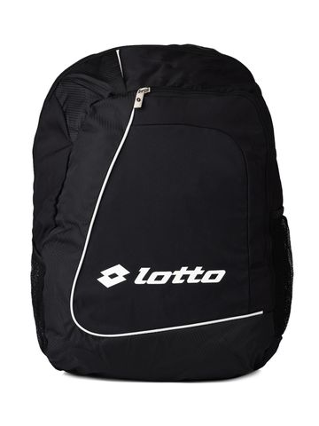 Lotto | Lotto Unisex Back Pack Phase Black Laptop Bag