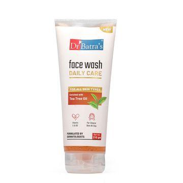 Dr Batra's | Dr Batra's Face Wash Daily Care - 210 gm