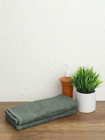 OCTAVE | Face Towel BASIL