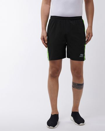 Masch Sports | Masch Sports Men's Regular Fit Soft Polyester Shorts Running/Regular/Sports/Gym Wear Sports Black