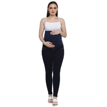 Mothercare | Women Maternity Jeans Dark Wash - Blue