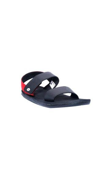 Lotto | Lotto Men's Fulvio Peach/ Black Sandals