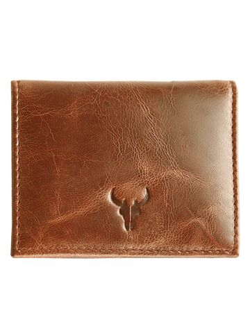 Napa Hide | Napa Hide RFID Protected Genuine High Quality Leather Light Tan Wallet for Men