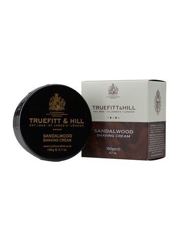 Truefitt & Hill | NEW Sandalwood Shave Cream Bowl